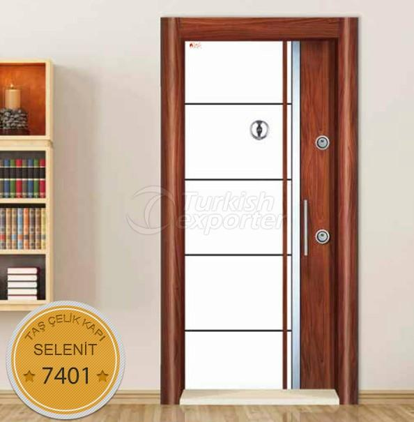 Çelik Kapı - Selenit 7401