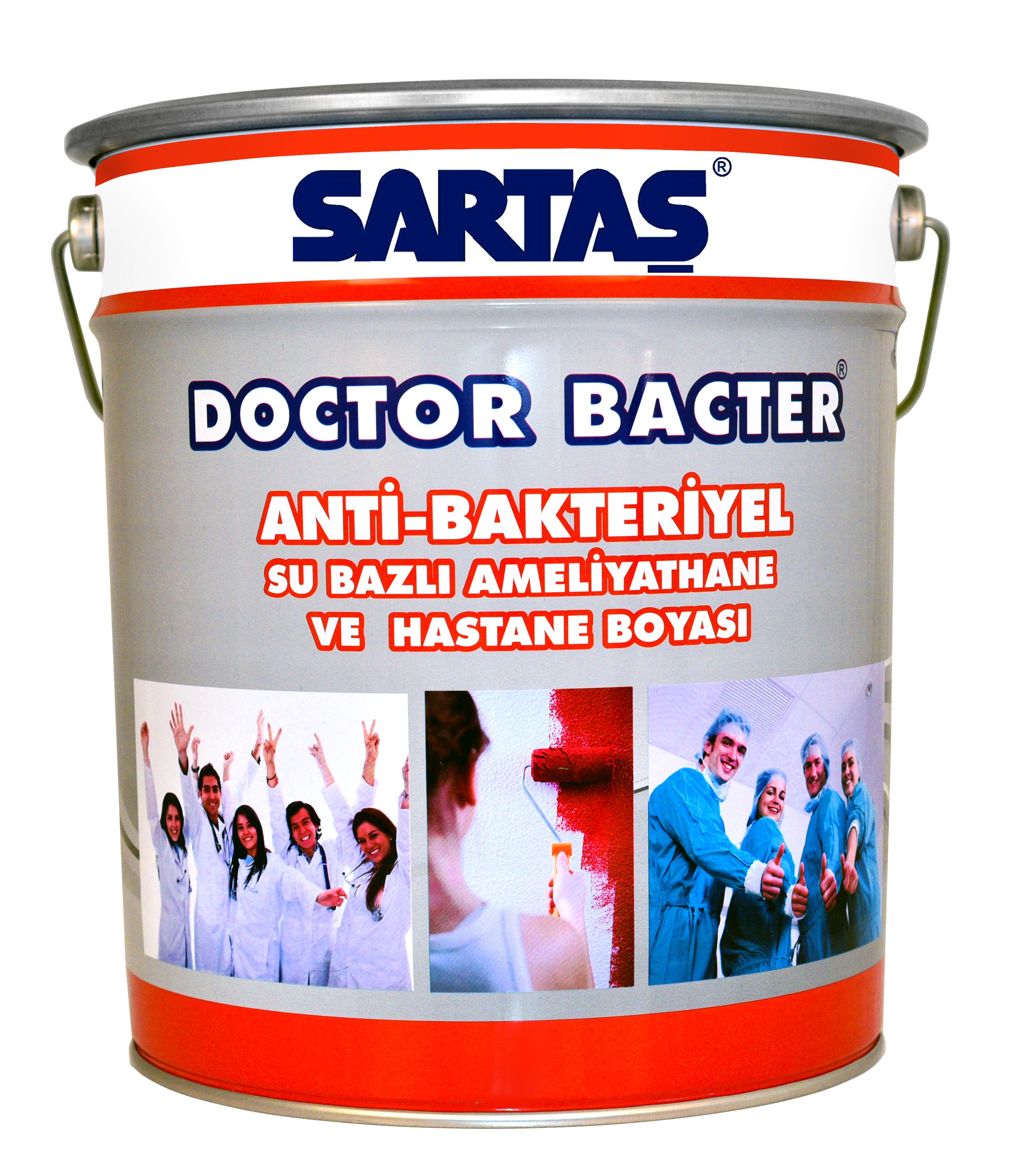 Doktor Bacter Antibakteriyel Boya