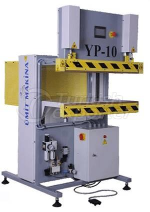 YP-10 PILLOW PRESS MACHINE