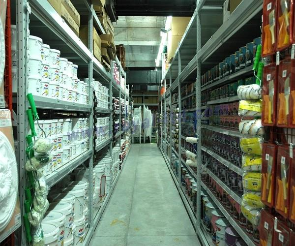Construction Market Shelving Systems
