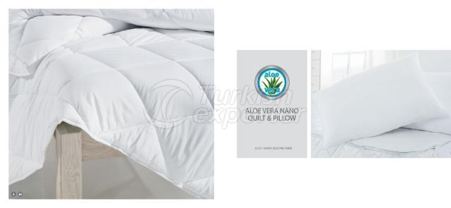 Aloe Vera Quilts - Pillows