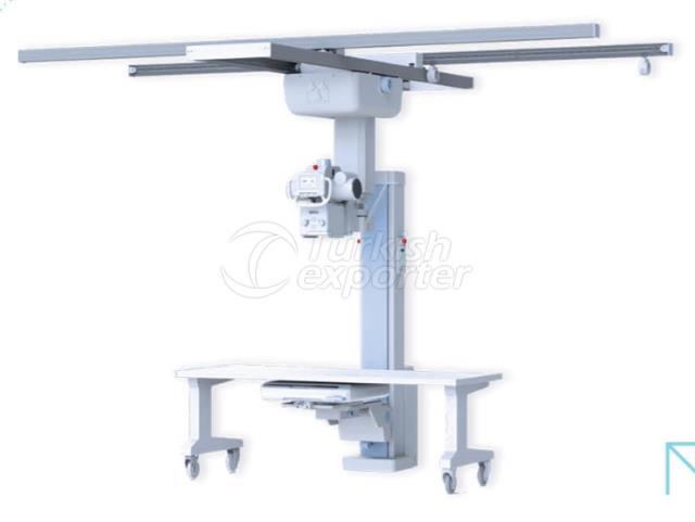 Tek Dedektörlü Dijital Röntgen Sistemleri