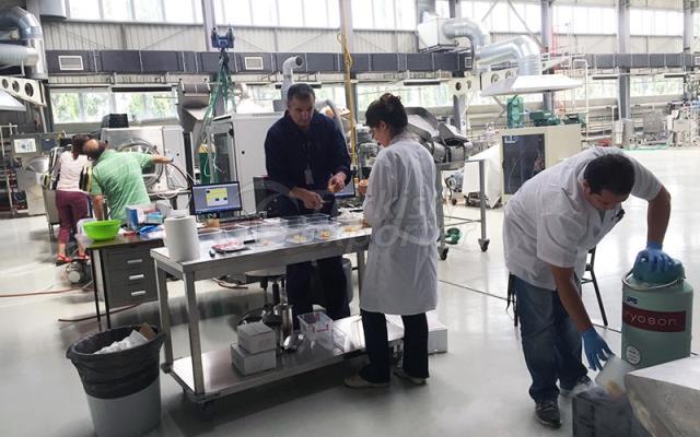 Food Drying Facility