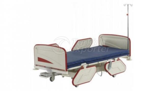4 Motor Intensive Care Cots - ERM 4M - 4