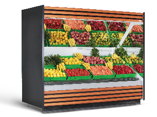 Grocery Display Cabinets