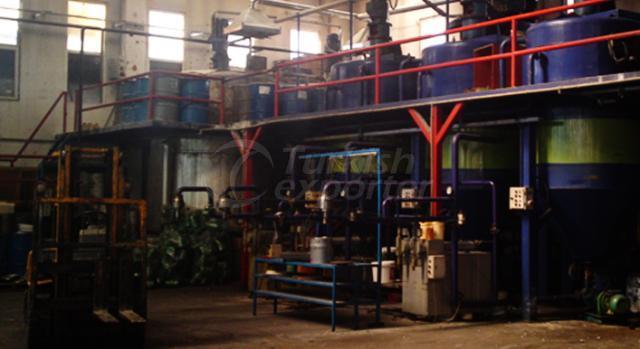 مصنع زيوت معدنية