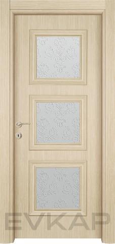 PVC Rustik Kapı 311