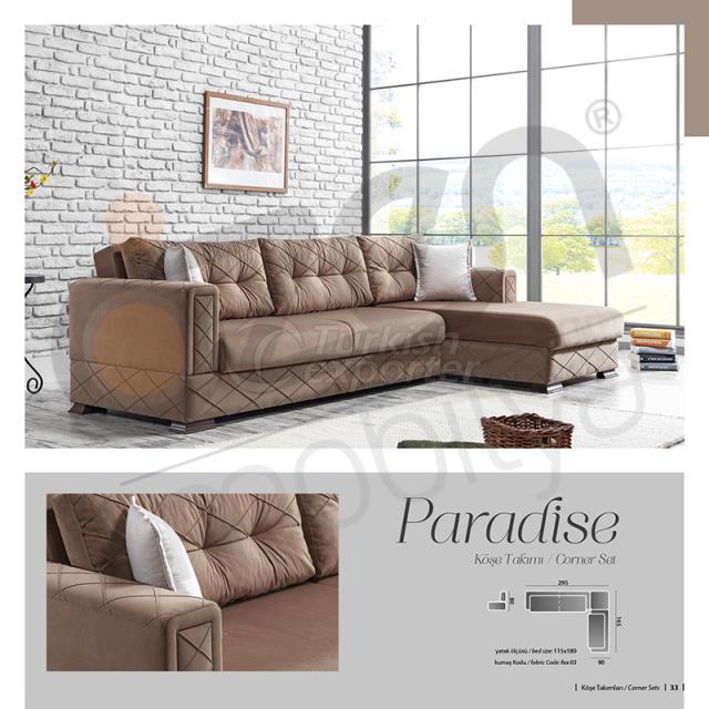 Köşe Takımları -Paradise
