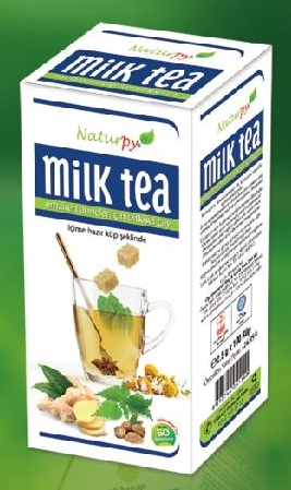 Naturpy Milk Tea For Breast Feeding Mothers