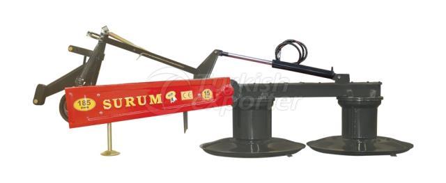 SM 185 LIFTLI - ROTARY DRUM MOWER