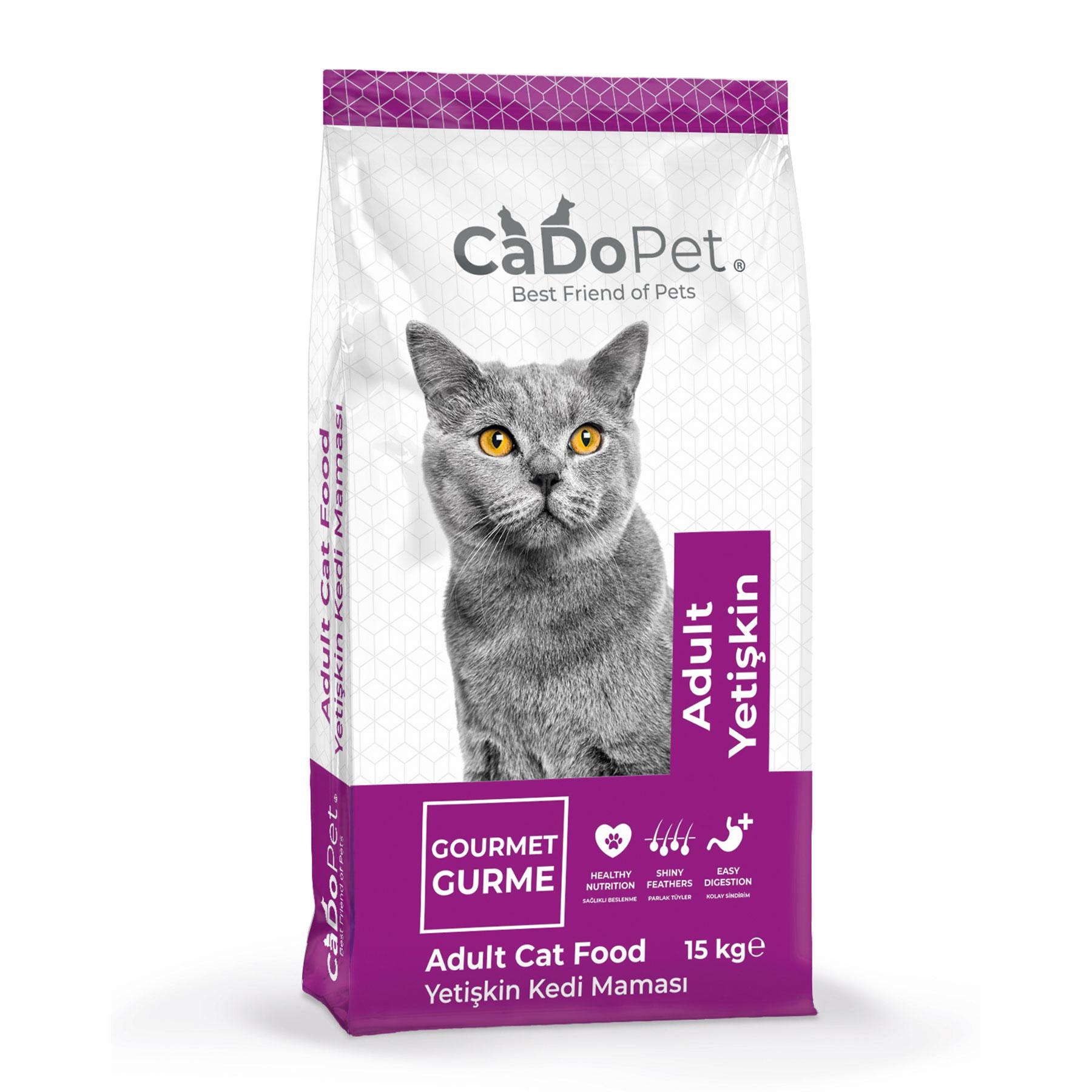 Cat Dry Food Gourmet