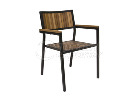 Outdoor Chair -Rose