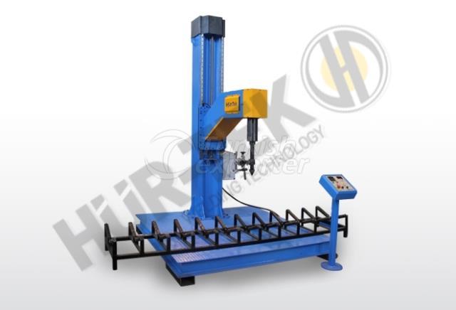 Sleeve WeldIng Automation Machine