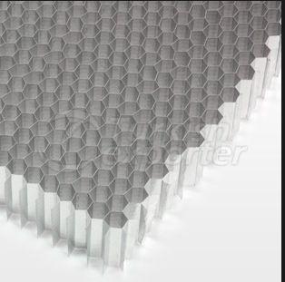 Favo de mel de alumínio