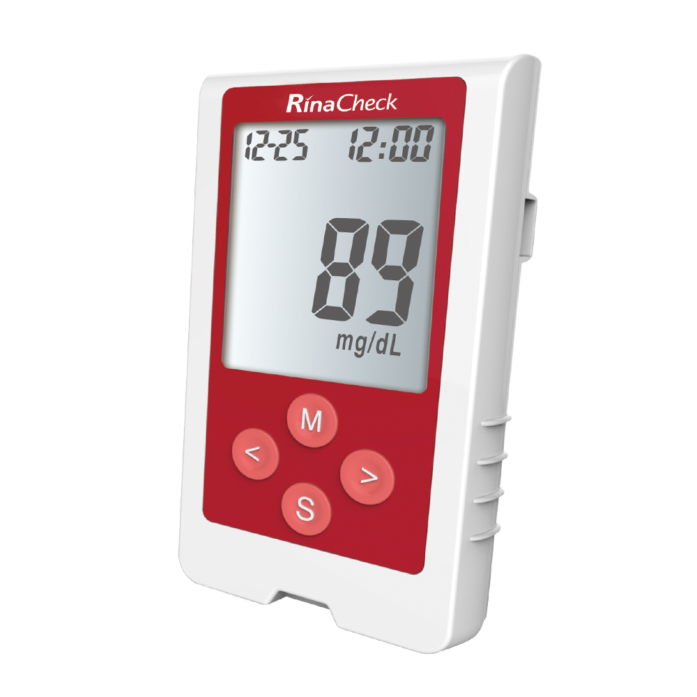 RinaCheck Blood Glucose Monitoring Systems AP-10 Model