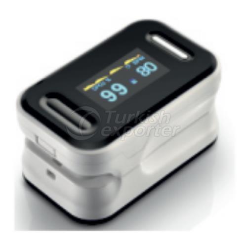 Health Plus 80B Model Finger Type Pulseoximeter Device