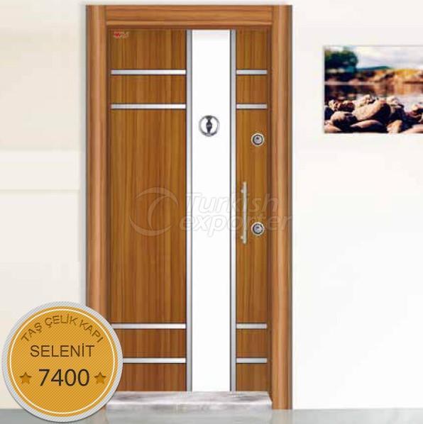Çelik Kapı - Selenit 7400