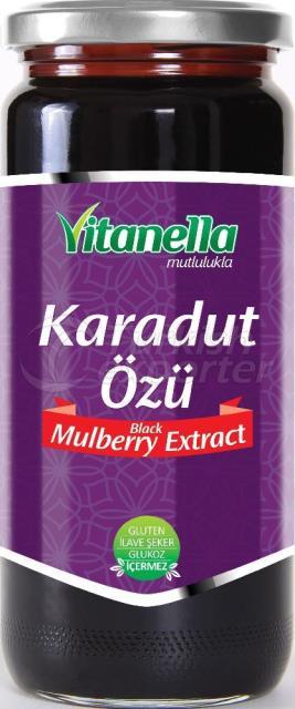 Экстракт черной малины Vitanella