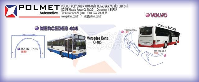 Mercedes El 405-Volvo