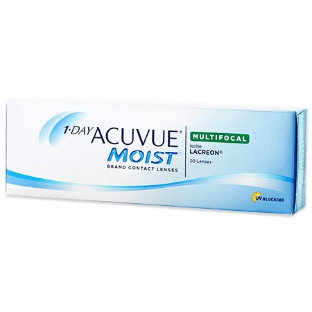 1-Day Acuvue Moist 30Pack
