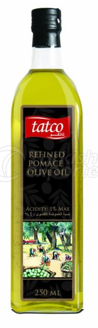 REFINED POMACE OLIVE OIL 250 ml