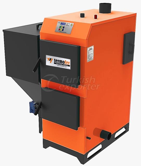 Automatic Ash Extraction Boiler