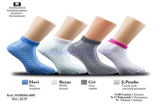 Calcetines de mujer M1B0204-0007