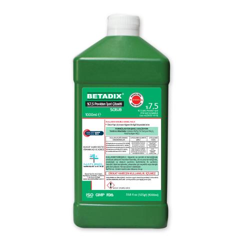 BETADIX- 7,5% SCRUB