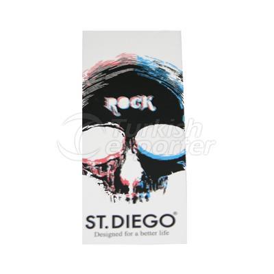 سان دييغو كرتون التسمية