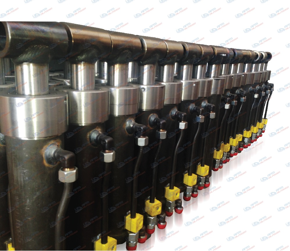 Double Acting Hydraulic Cylinder AFM020