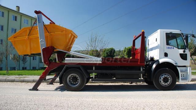 OSL serisi – Hidrolift