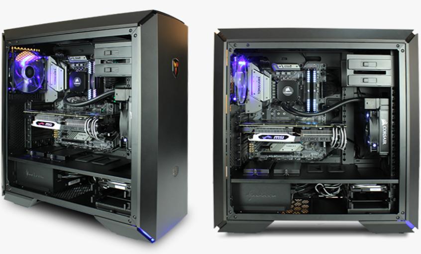 Oyun bilgisayarı kasası - Rebirth X