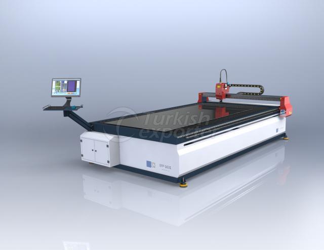 EFP-1631 CNC Plazma Kesim Makinesi