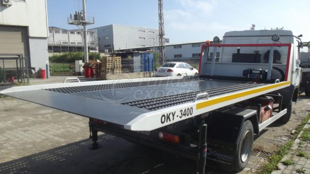 OSP series – Recovery Vehicles With Sliding Platform