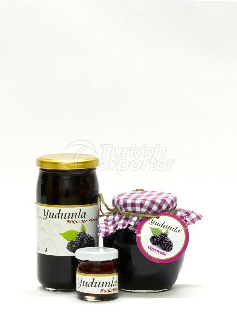 Natural Blackberry Jam