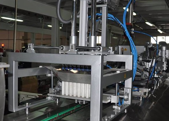 CHOCOLATE MOULDING LINE _2_