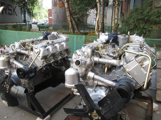 Engine KAMAZ