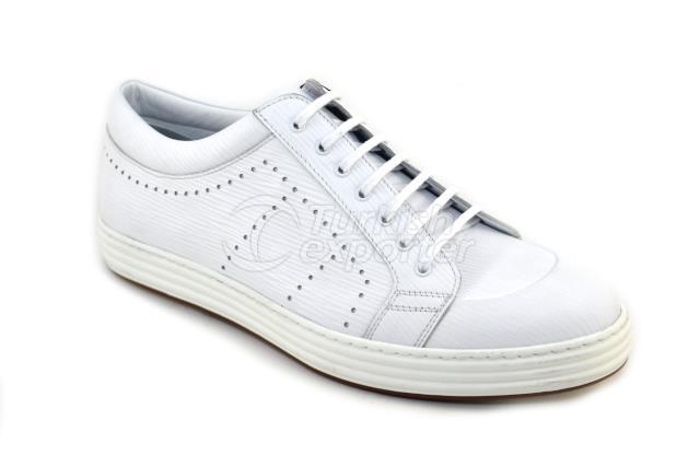 4704 White Chaussures