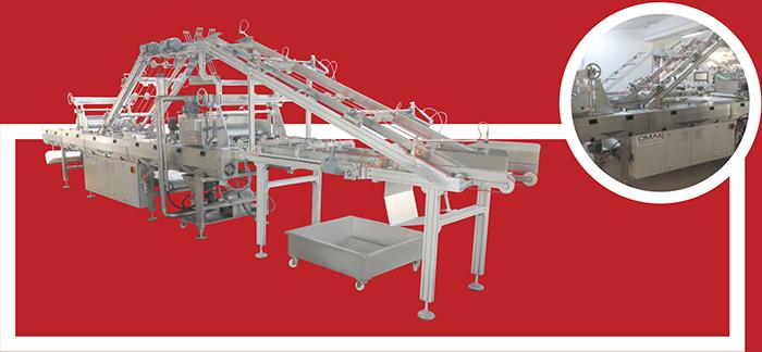 Wafer Creaming Machinery