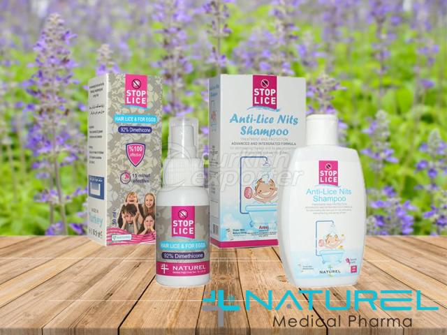 Bit Şampuanı - Stop Lice