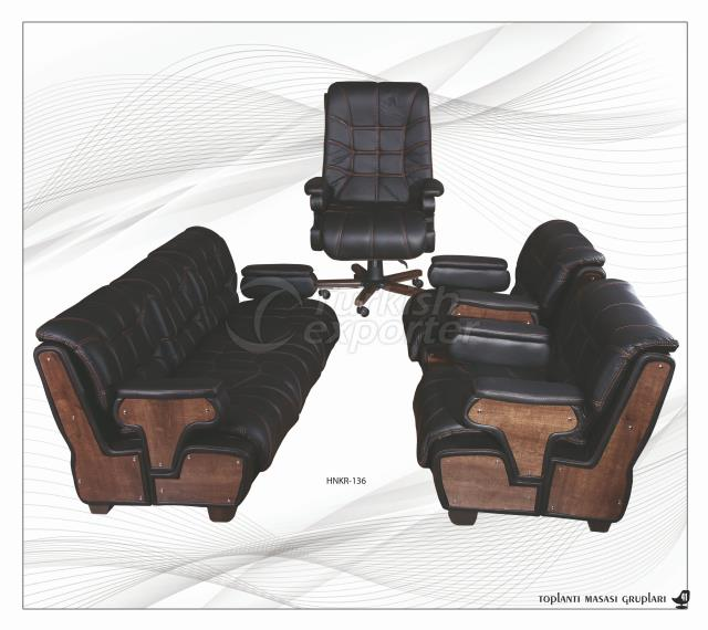 Office Furniture and Chairs - HNKR 136