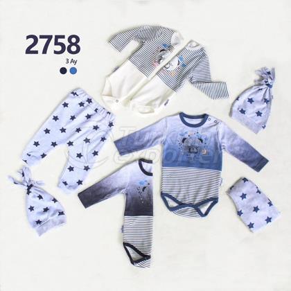 Baby Bodysuit - 2758