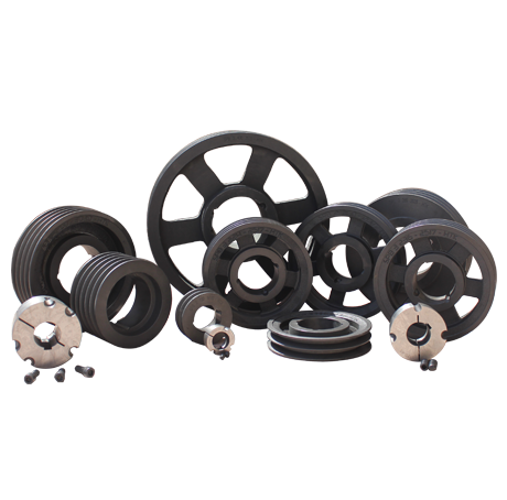 Pulley-Bushes-Couplings