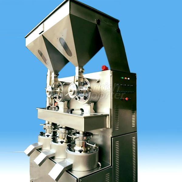 Susam Taşlama Makinesi