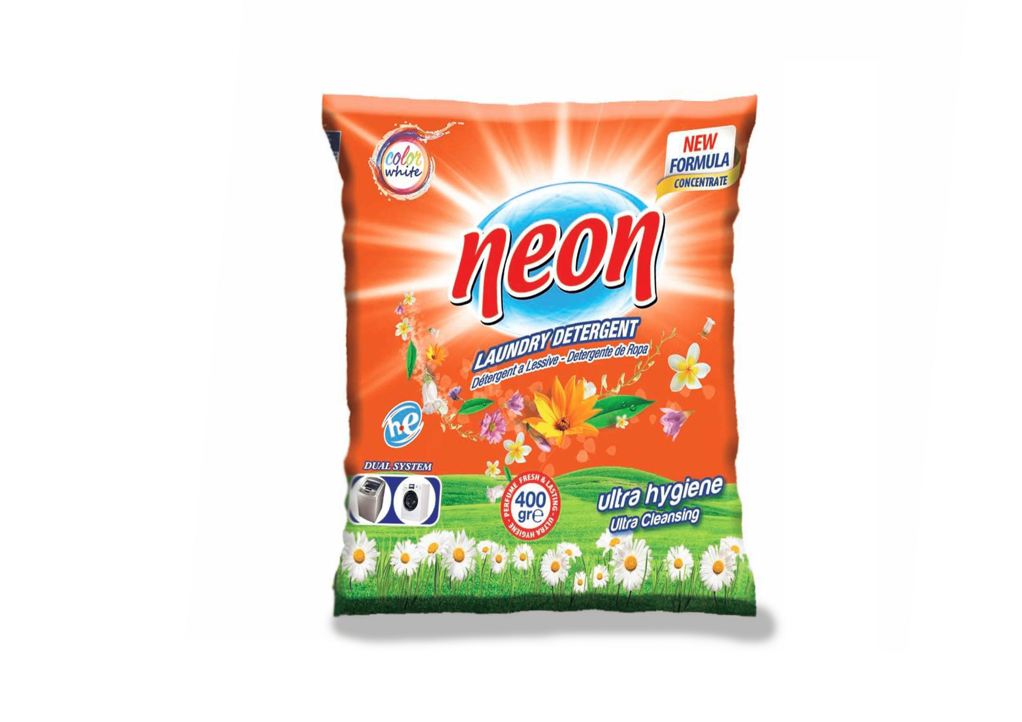 Neon Toz Deterjan 400gr