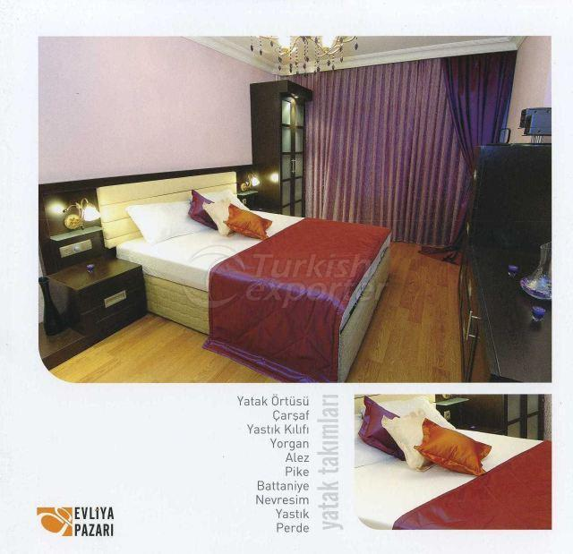 Bed Cover Textile