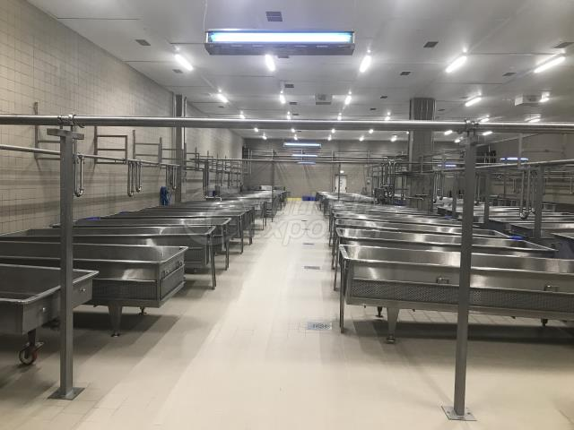 WHITE CHEESE PRODUCTION LINE