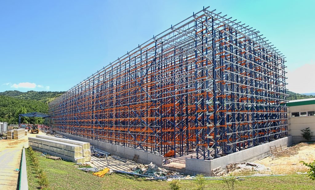 Rack Clad Building Systems - 1