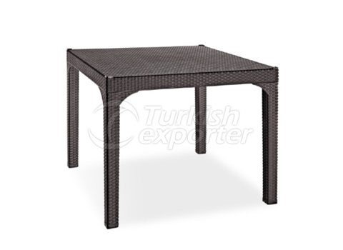 Outdoor Table -Comfort