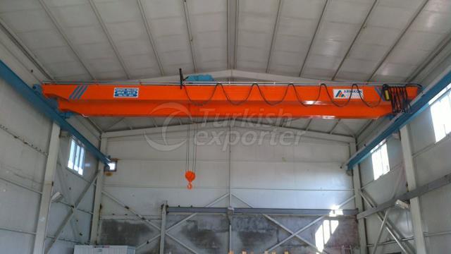 Underslung Overhead Cranes - Low Headroom